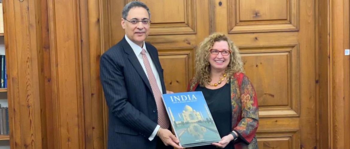 Consul General's interaction with Sonia Feigenbaum, Senior Vice Provost, The University of Texas at Austin on June 24,2021